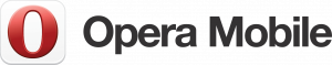 Opera Mobile Logo